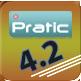 Identificação versão 4.2 do sistema PRATIC